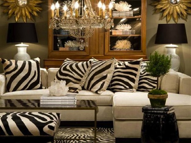 Design animalier fotogallery donnaclick for Cuscini arredo zara home