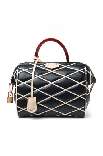 Louis Vuitton Bauletto Nero