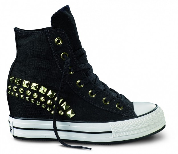converse all star alte con zeppa