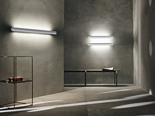 Lampade a muro di design fotogallery donnaclick for Lampade a led casa