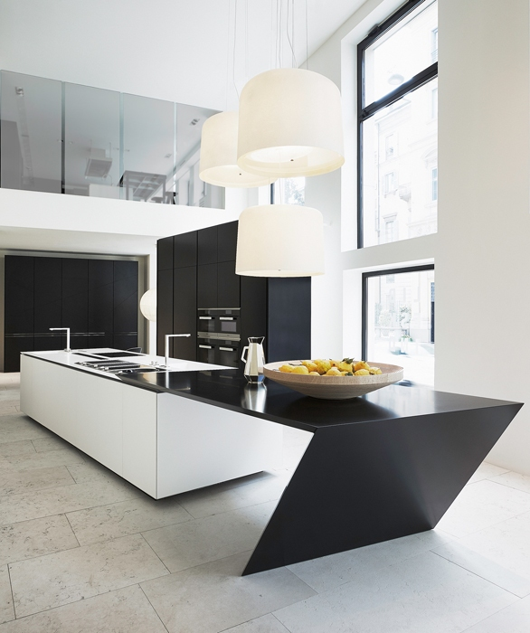 Cucine a isola - Fotogallery