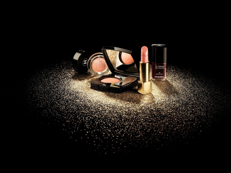 Make up Chanel per Natale 2014