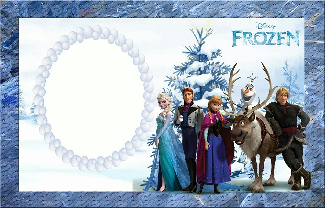 Super Inviti di compleanno di Frozen - Fotogallery Donnaclick ON17