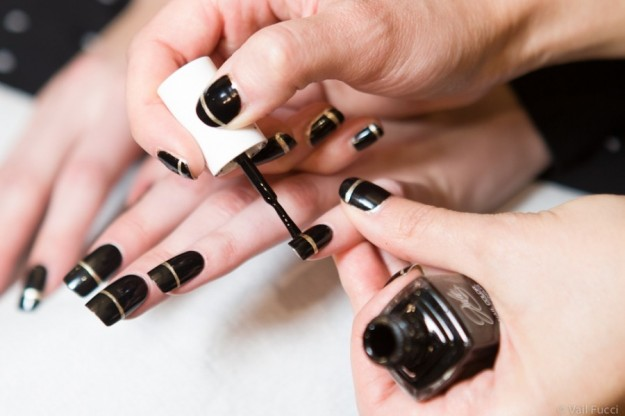 Nail art ispirate all'inverno