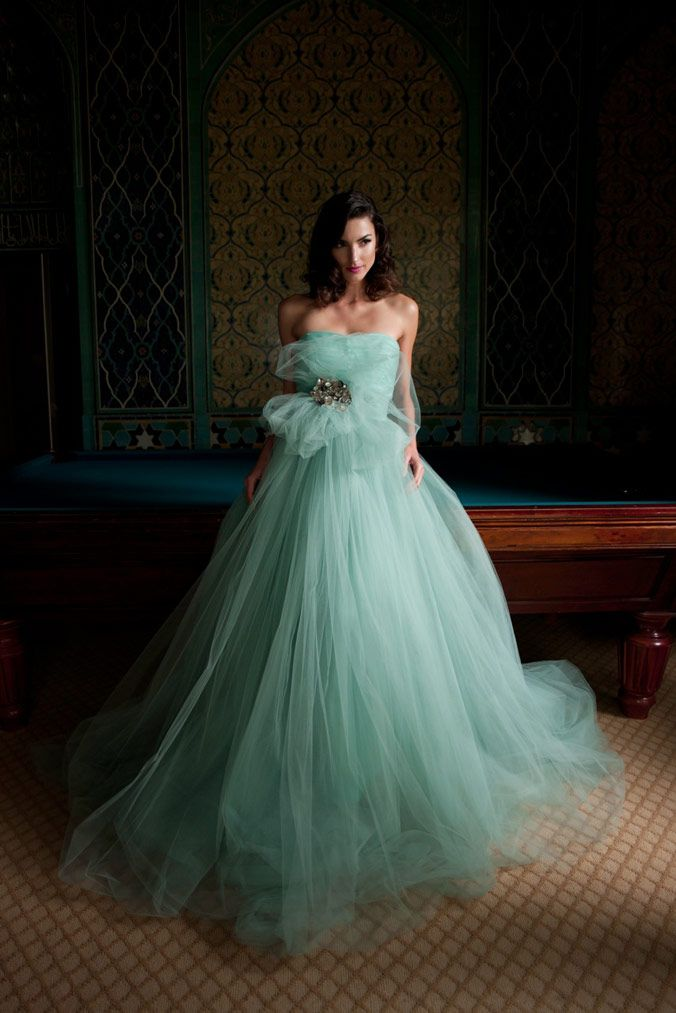 Connu Un matrimonio Blu Tiffany, la tendenza 2015 - Donnaclick JA06
