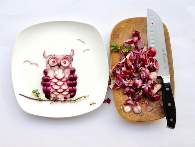 Food art incredibili
