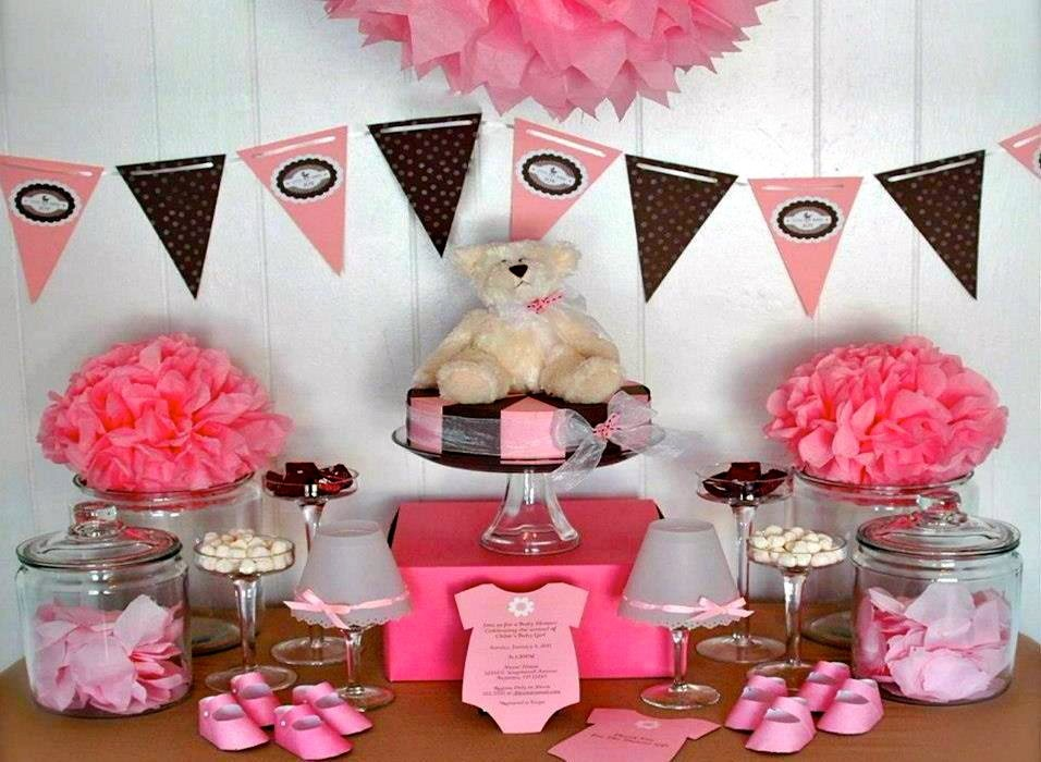 Estremamente Come decorare la casa per un baby shower party, per una festa  FL82