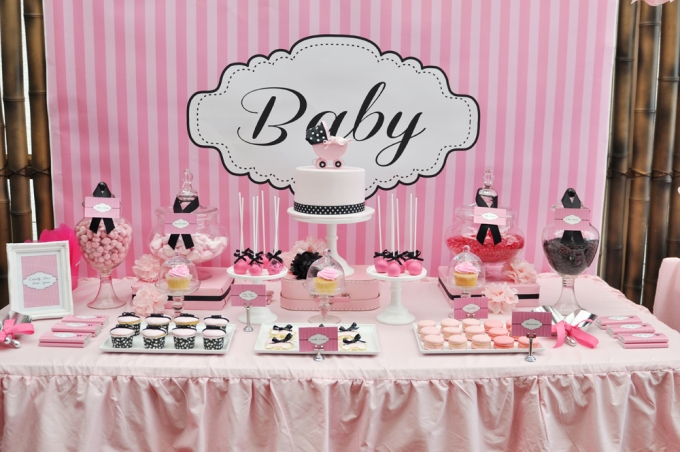 Super Come decorare la casa per un baby shower party, per una festa  WH13