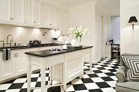 Beautiful Cucine Bianche E Nere Images - Home Design Inspiration ...