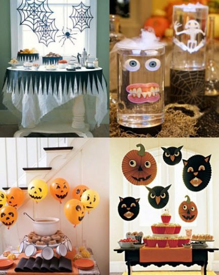 Decorazioni low cost per halloween fotogallery donnaclick - Decorazioni halloween fatte in casa ...
