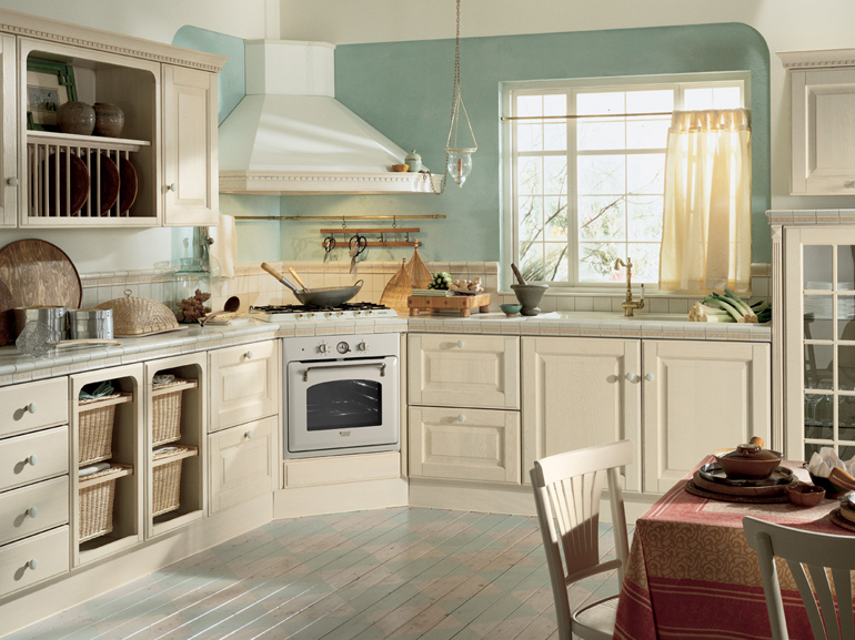 Cucine In Muratura Stile Country. Best Lavello In Stile Country With ...