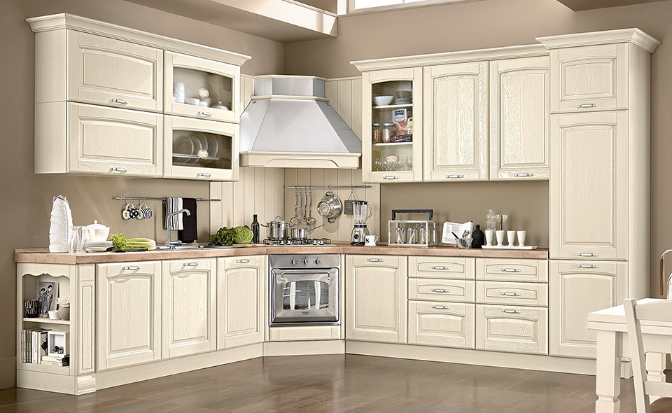 Cucine in stile country fotogallery