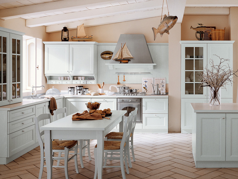Cucine in stile country Pagina 4 - Fotogallery Donnaclick