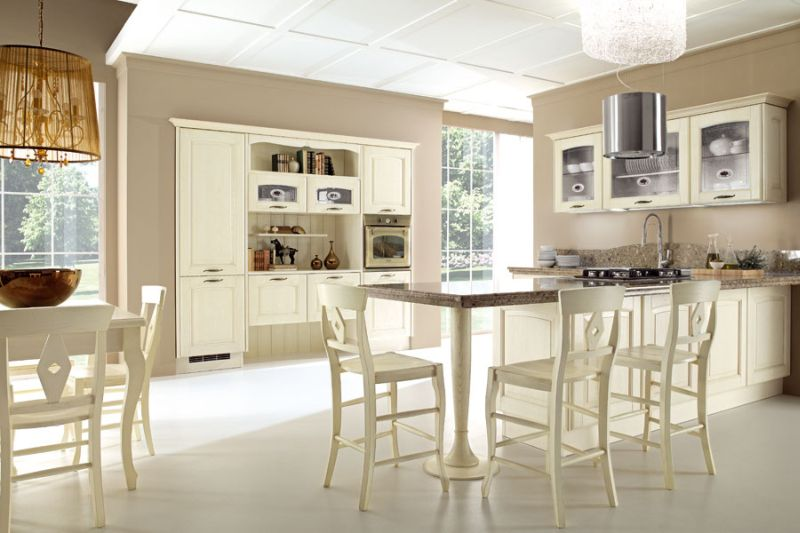 Cucine in stile country pagina 10 fotogallery donnaclick - Cucina lube agnese bianco camelia ...