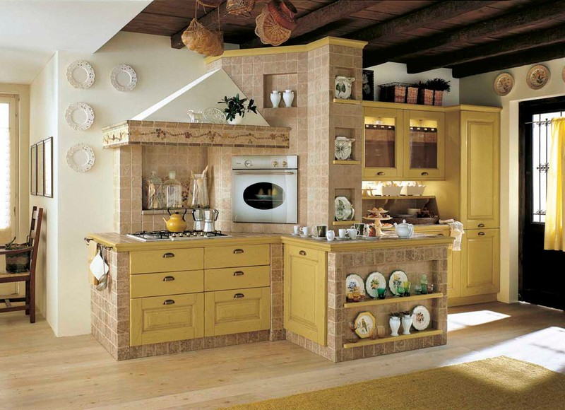 Cucine in stile country Pagina 2 - Fotogallery Donnaclick