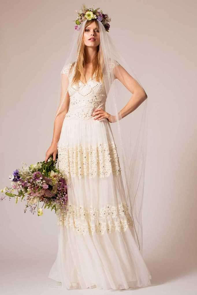 Matrimonio Country Chic Abito : Vestiti da sposa temperley london fotogallery