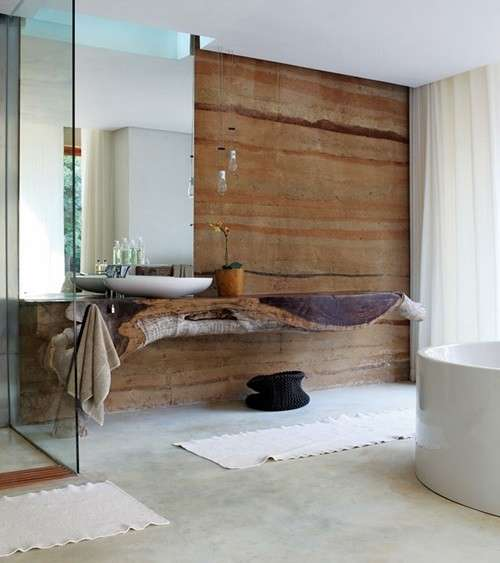 Alternative al mobile bagno pagina 34 fotogallery donnaclick - Alternativa piastrelle bagno ...