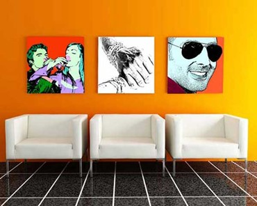 Arredamento in stile pop fotogallery donnaclick for Arredamento pop art