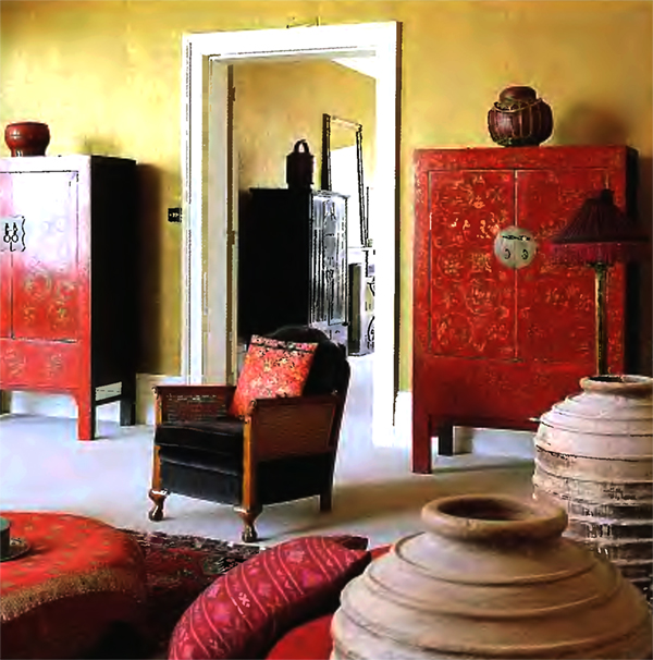 Home Decorating Ideas With An Asian Theme: Arredamento In Stile Orientale