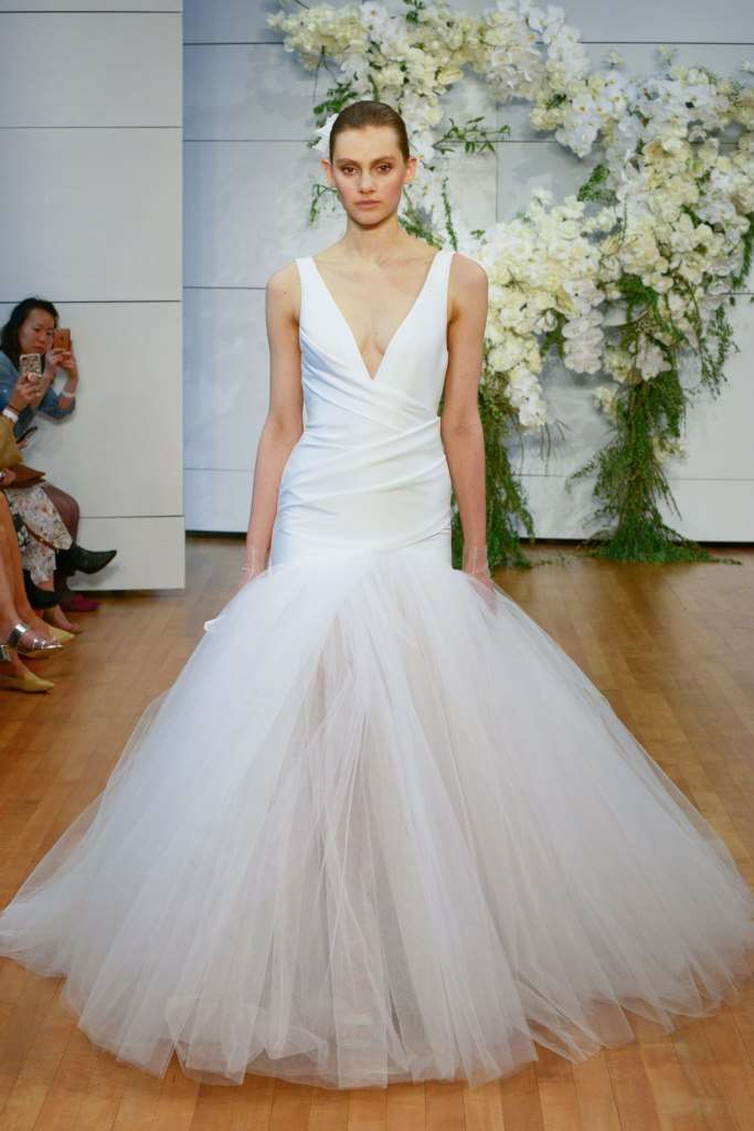Vestiti da sposa Monique Lhuillier 2018