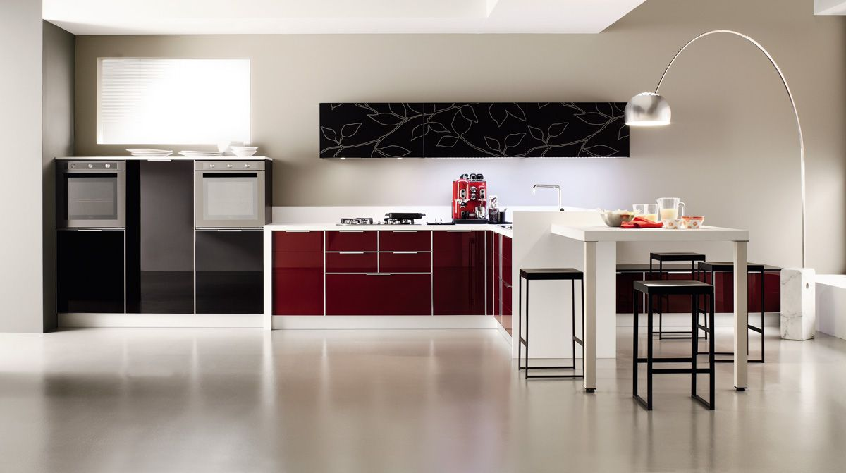Cucine Laccate Bianche. Excellent Cucine Bianche Foto Design Mag ...