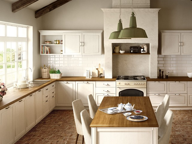 Stunning Foto Piastrelle Cucina Contemporary - Ideas & Design 2017 ...