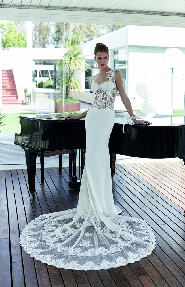 Vestiti da sposa Julien Mattion 2018
