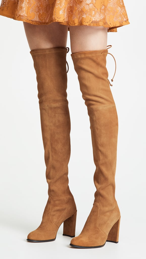 Over the knee boots Fotogallery