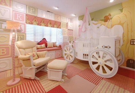 Camerette Bambini Shabby Chic : Cameretta shabby chic fotogallery