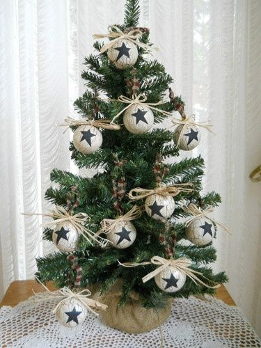 Decorazioni natalizie stile country fotogallery donnaclick - Natale country decorazioni ...